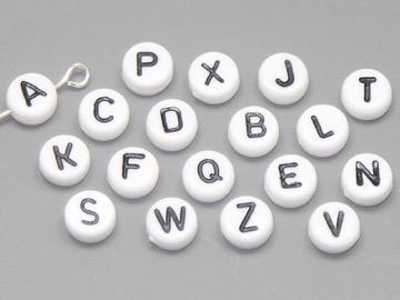 Буквы для браслетов в уфе